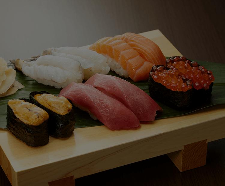 寿司の出前・宅配・デリバリー・配達をLINEデリマで注文