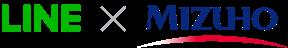 LINE and MIZUHO BANK