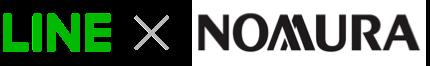 LINE and Nomura Securities
