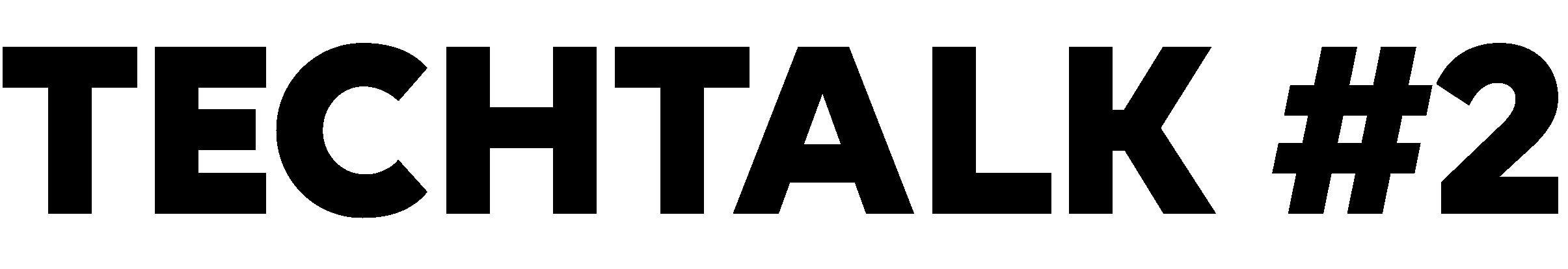 logo techtalk