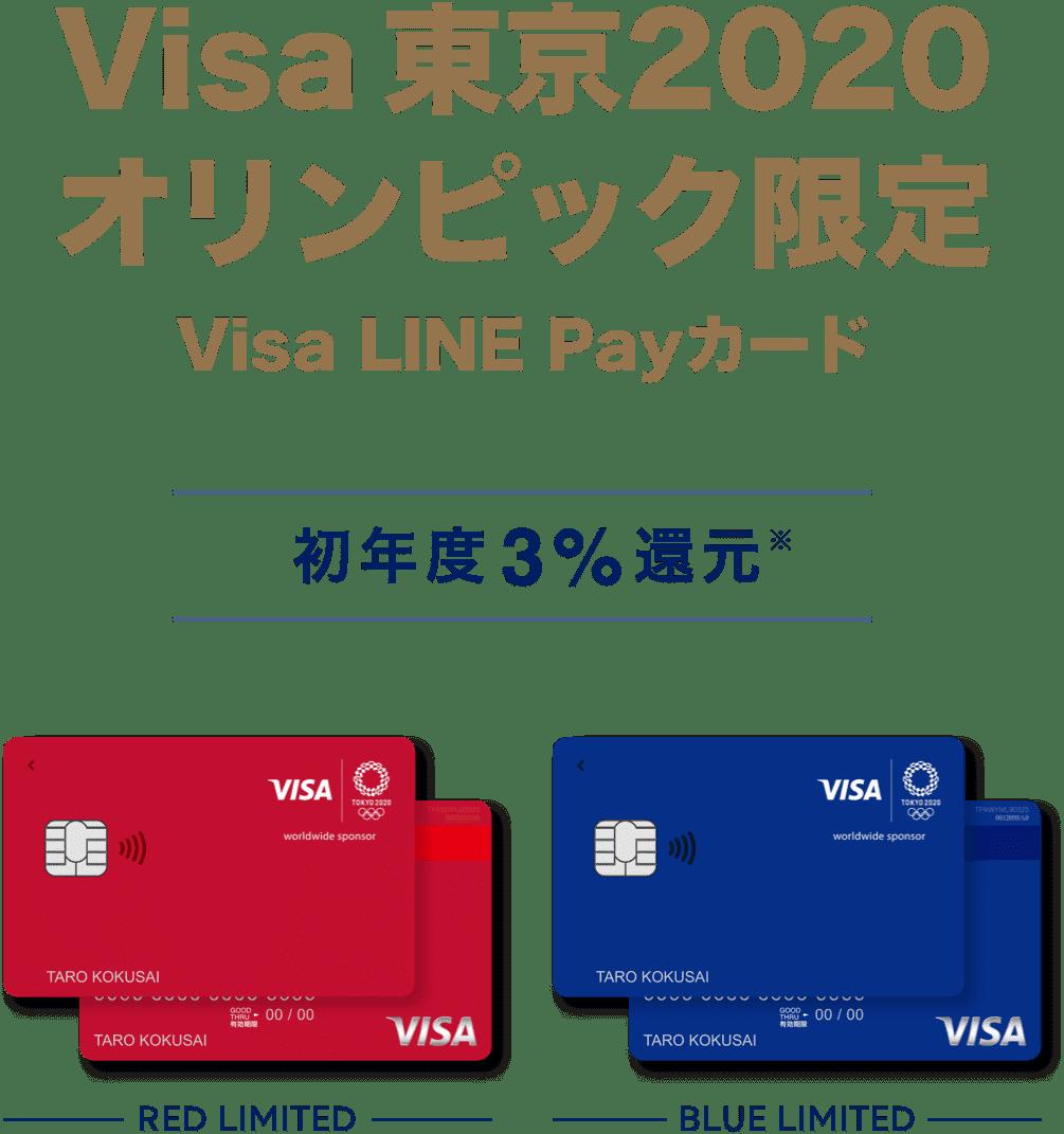 Pay カード line クレジット