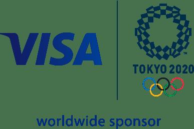 Visa TOKYO 2020 worldwide sponsor